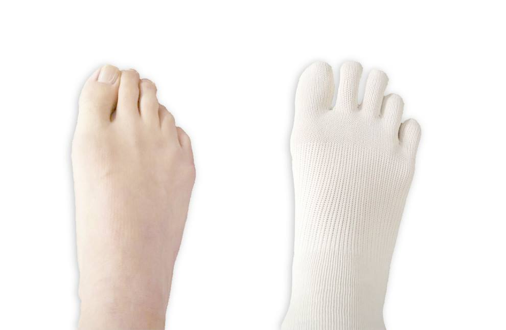 あなたの足指、開いてますか?